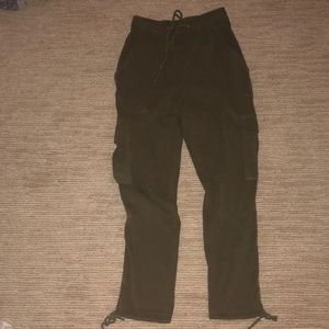 Misguided Fitted Cargo Pants size 4 (fits 00-2)